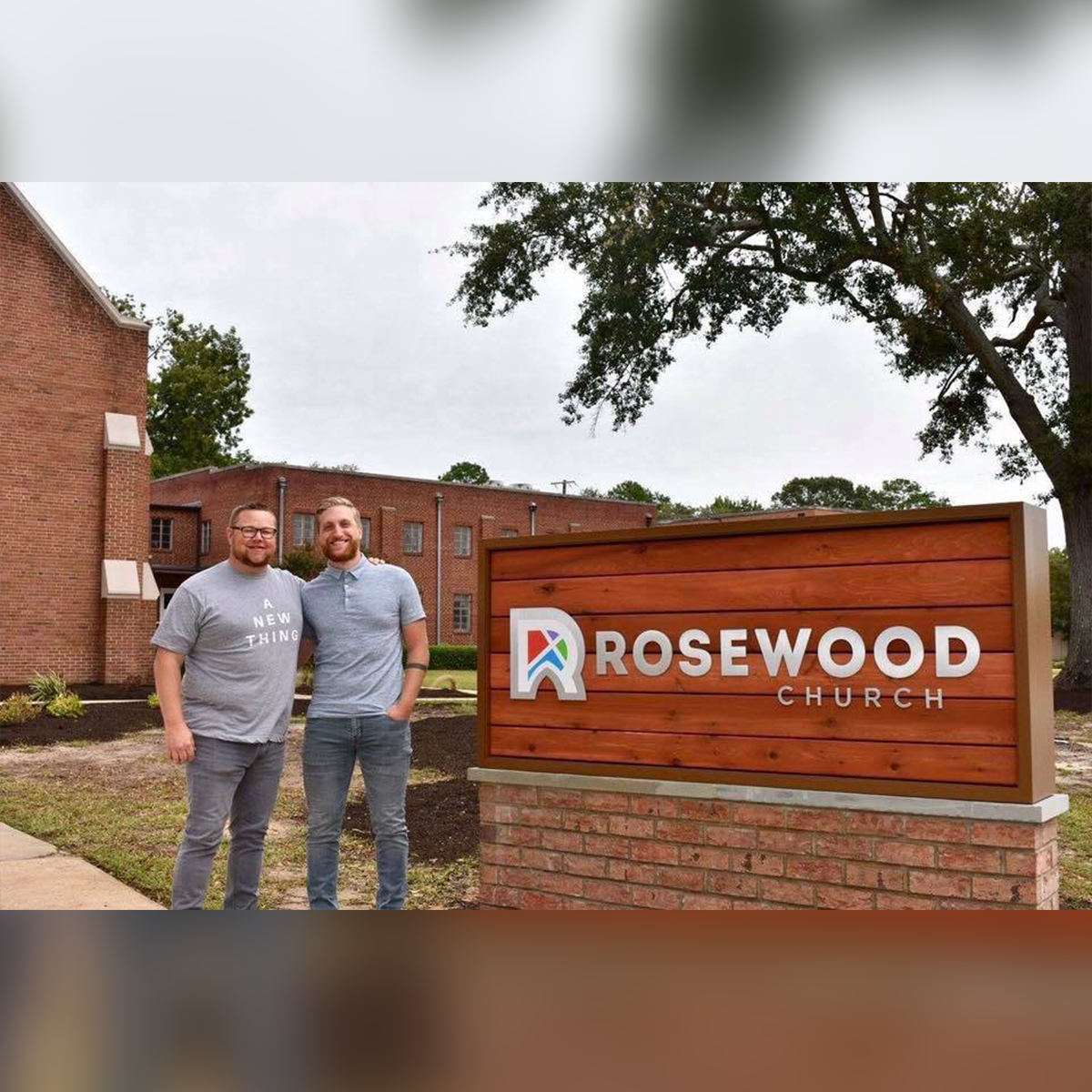 Rosewood logo building me and kenny