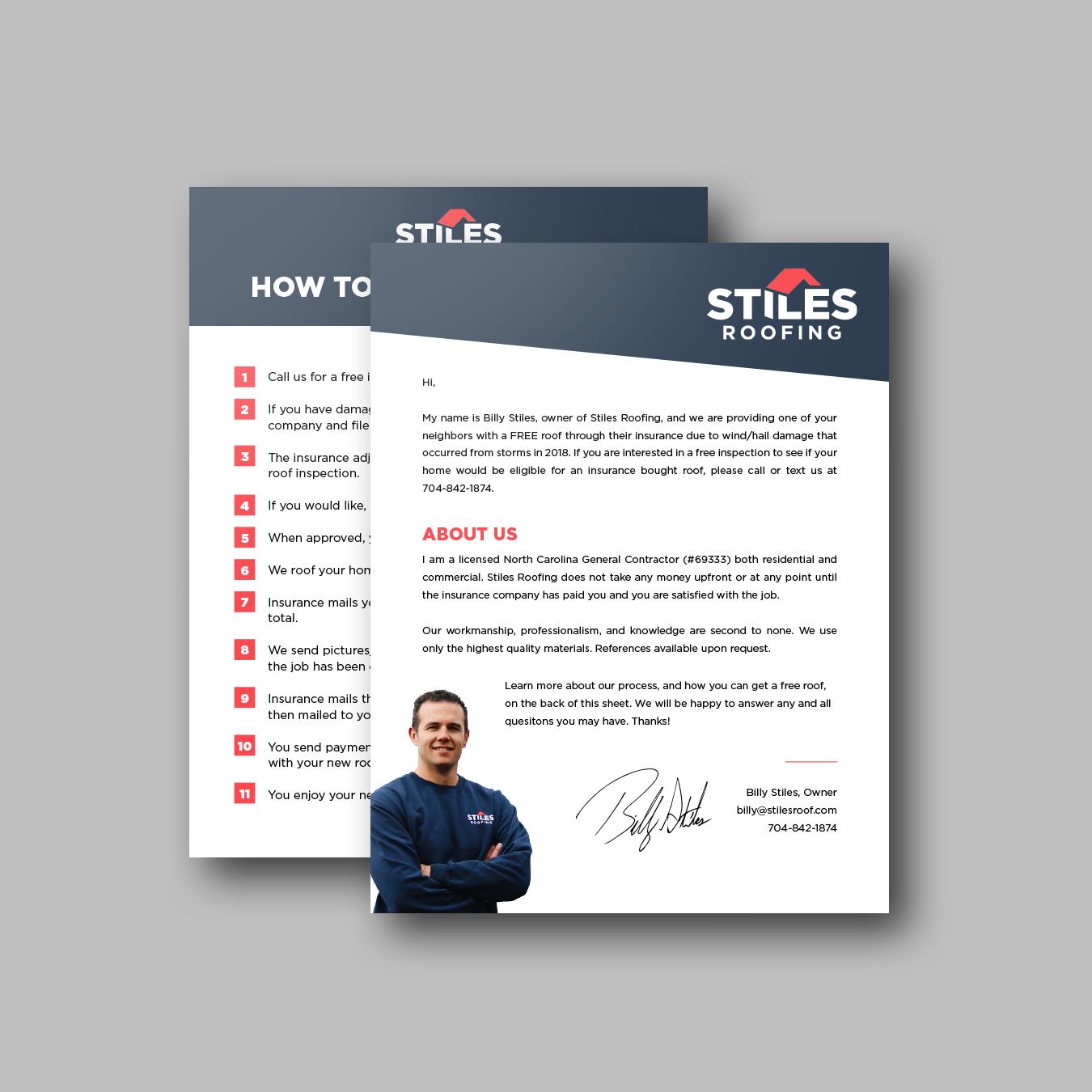 Stiles Letter IG